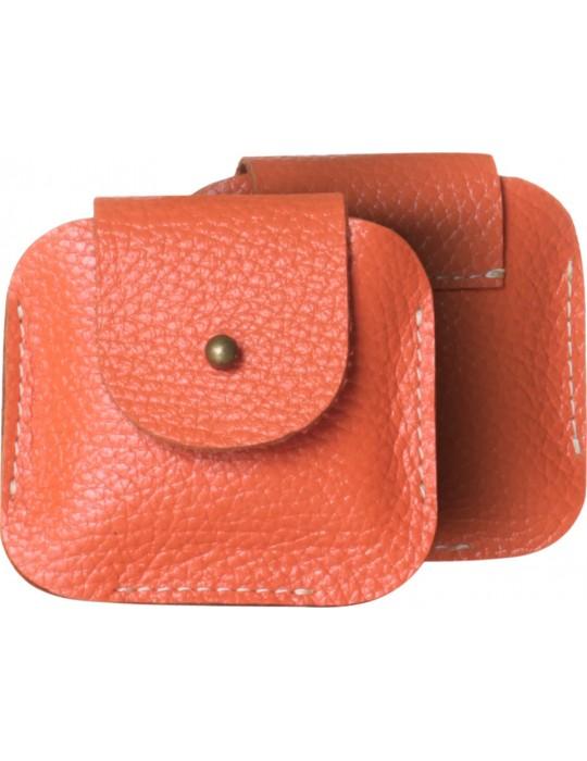 Чехол для наушников красныйPoint Универсальный Clip оранжевый