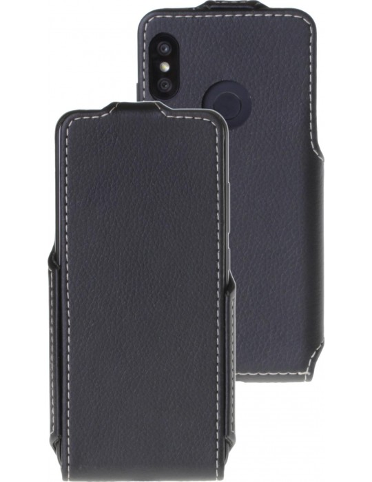 Чехол RedPoint Flip Case для Xiaomi Mi A2 Lite - Black