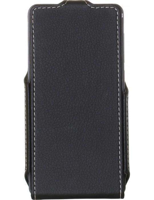 Чехол RedPoint Flip Case для Prestigio MultiPhone Muze A5 5502 Duo черный