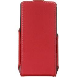 Чехол RedPoint Flip Case для Prestigio MultiPhone Muze A5 5502 Duo красный