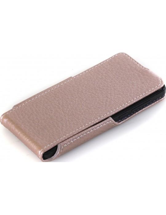ЧехолRedPoint Flip Case для Prestigio MultiPhone Wize N3 3507 Duo Бронза