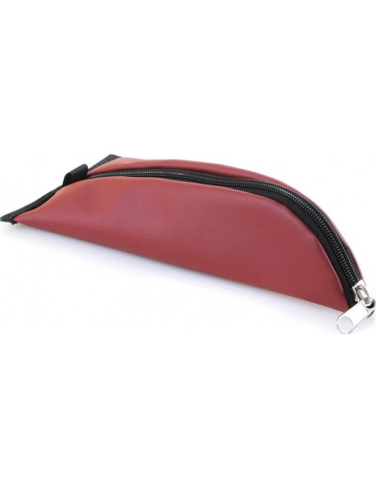 Чехол для монопода красныйPoint Double бордовый/черный