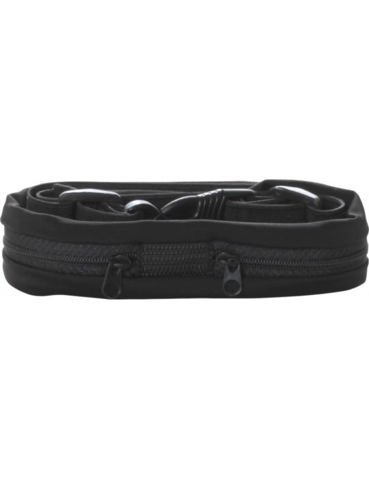 Спортивный пояс для телефона RedPoint Elastic Sport Belt черный