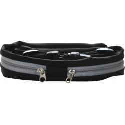 Спортивный пояс для телефона RedPoint Elastic Sport Belt серый