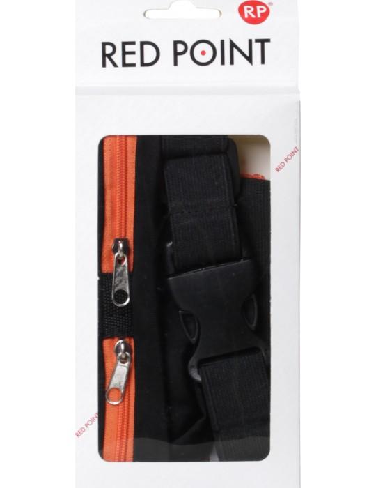 Спортивный пояс для телефона RedPoint Elastic Sport Belt оранжевый