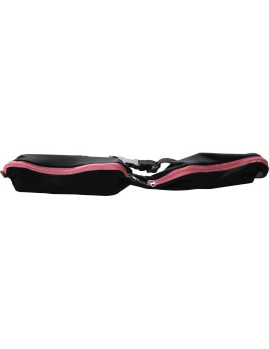 Спортивный пояс для телефона RedPoint Elastic Sport Belt Coral Pink