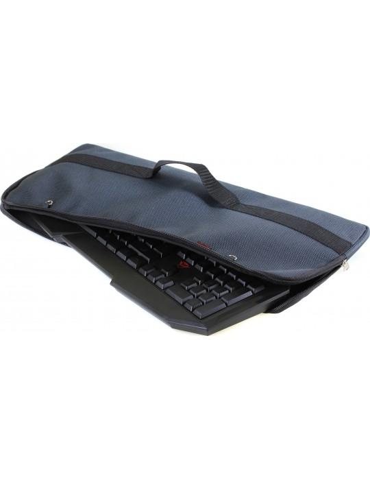 Чехол для клавиатуры RedPoint универсальный Grey